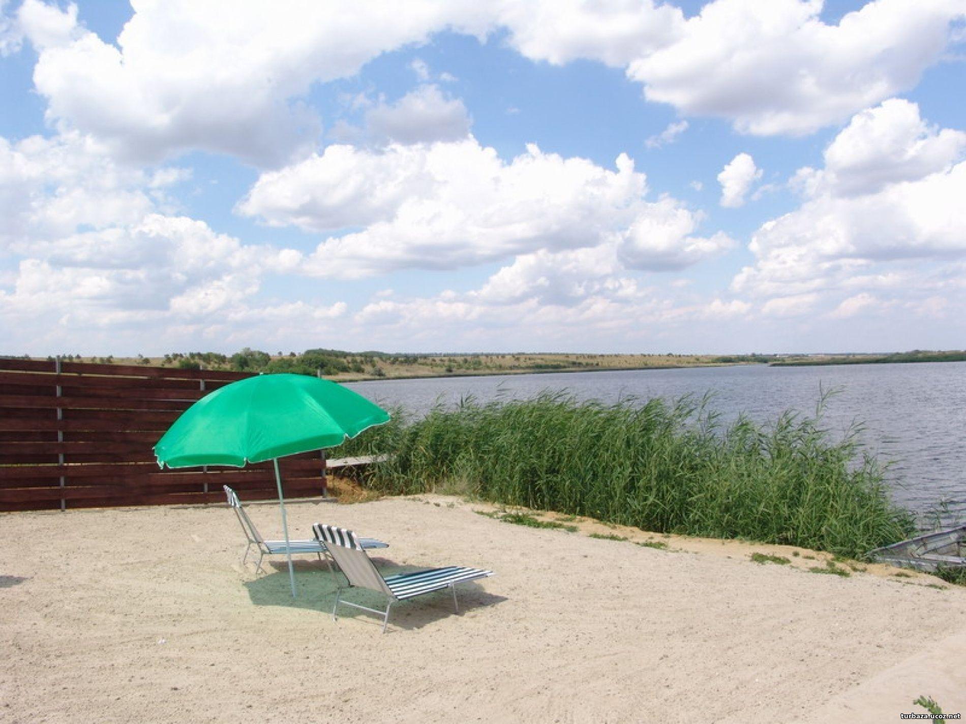 рыболовные базы на веселовском водохранилище степной курган